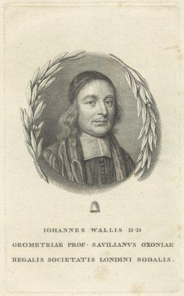 Wallis mathesis universalis