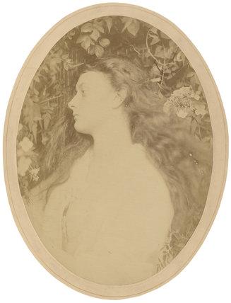 'Alethea' (Alice Liddell)