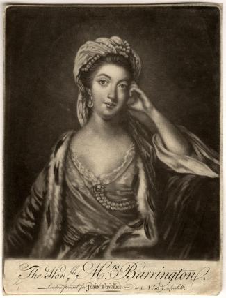 Elizabeth Barrington Net Worth