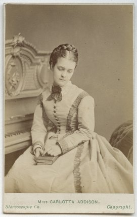 Carlotta Addison Net Worth