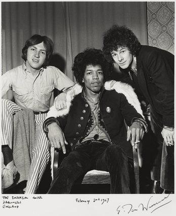 The Experience (Mitch Mitchell; Jimi Hendrix; Noel Redding)