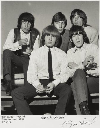 The Rolling Stones (Bill Wyman; Brian Jones; Charlie Watts; Keith Richards; Mick Jagger)