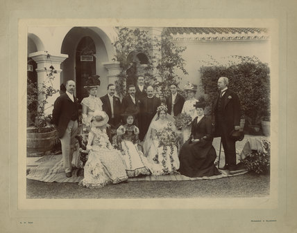 Dagg wedding
