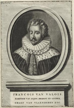 Hercule François, Duke of Anjou