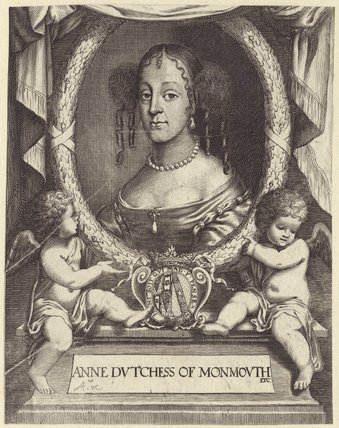 Anna Scott, Duchess of Monmouth and Duchess of Buccleuch
