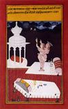 The Erotic Art of India, detail