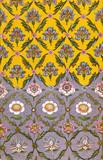 Textile design. India, 18th century