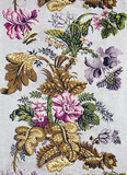 Textile. England, 18th century