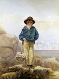 A Fisher Boy, by Alfred Fripp