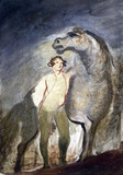 Man & Horse, by Sir David Wilkie