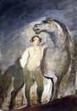 Man & Horse, by Sir David Wilkie