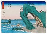 View Of Mount Fuji, by Utagawa Hiroshige
