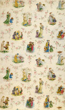 Wallpaper, by Kate Greenaway