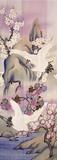 Kimono, detail. Japan, 20th century