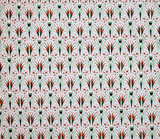 Lotus, wallpaper design by Owen Jones