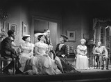 A group of people acting on a stage, photo Houston Rogers