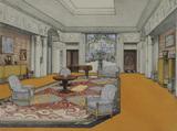 Grand Salon, by Henri Rapin and Pierre Selmersheim