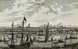 A View of Canton, by Johannes Nieuhof