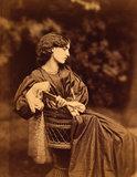 Jane Morris, wife of William Morris
