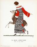 The Tamed Gazelle, by Jean Bernier and Léon Bakst