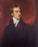 Portrait of Sir Codrington Edmund Carrington, by Thomas Lawrence