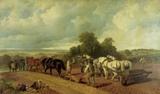Seed-time, by John Frederick Herring Senior