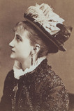 Maude Branscombe wearing a hat