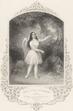 Portrait of Miss Julia St George as Ariel