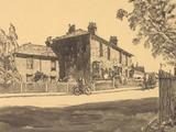 Petersham Road, by W. Fairclough