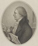 Portrait of Signor Sampieri, by Charles Hayter