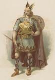 Portrait of Salvini as Macbeth
