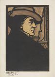 Sir Henry Irving, by Edward Gordon Craig
