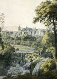 Tivoli, The Great Cascade, by Jonathan Skelton