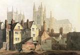 St.Margaret's, Westminster, by John Gendall
