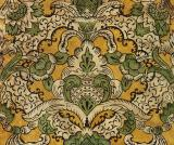 Damask pattern Wallpaper