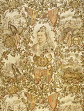 Queen Victoria's Golden Jubilee Wallpaper