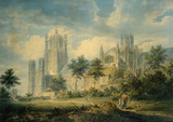 Ely Cathedral, by Edward Dayes