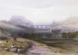 Edinburgh, from Arthur's Seat, by John Gendall