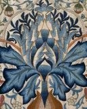 The artichoke textile, by William Morris
