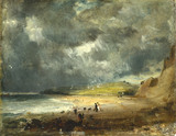 Weymouth Bay, by John Constable