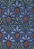 Textile design, by C.F.A. Voysey