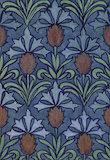 Textile design, by C.F.A. Voysey