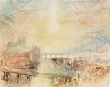 Lyons, by J.M.W. Turner