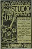 The Studio magazine, by Aubrey Beardsley