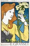 Poster, by Eugene Samuel Grasset