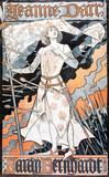 Jeanne D'Arc, by Eugene Samuel Grasset