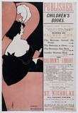 Poster, by Audrey Beardsley