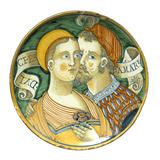 Dish. Italy, 1545