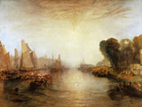 East Cowes Castle, by J.M.W. Turner