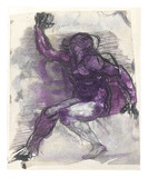 Drawing, by Auguste Rodin